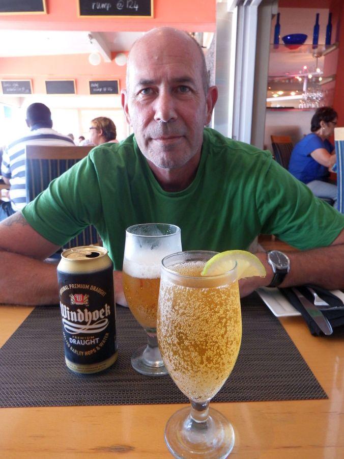 Brian & Beer