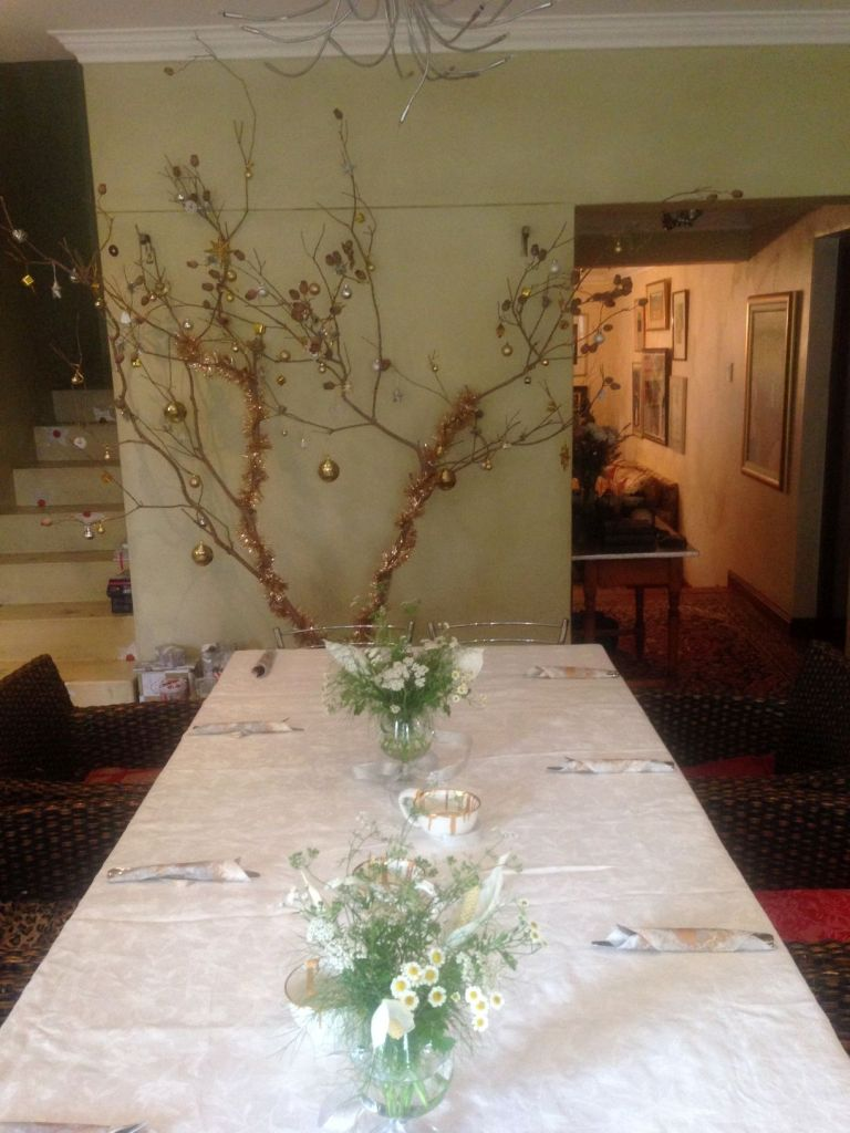 Christmas Lunch 2014 - Table