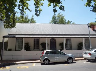 Stellenbosch Church Street