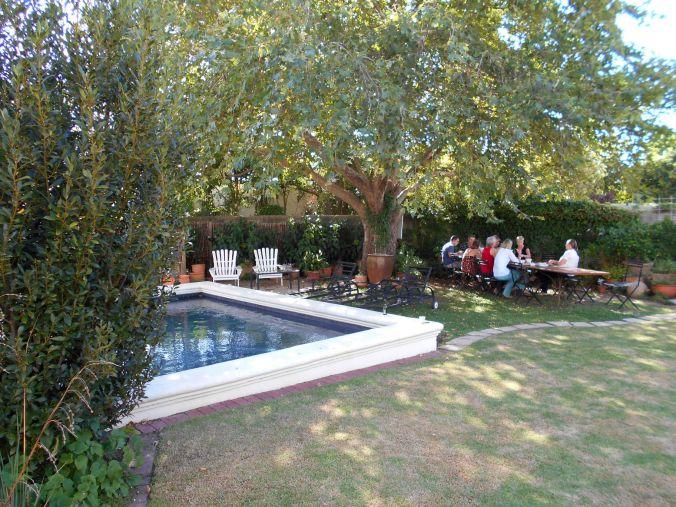 Carina's garden