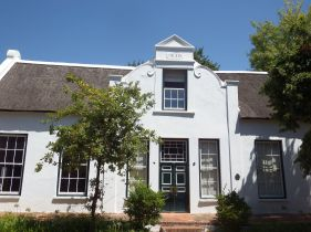 Stellenbosch Historic Building