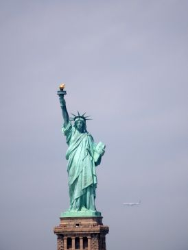 NY - Staten Island Ferry views