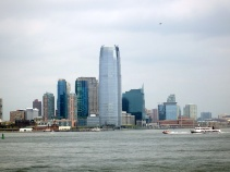 NY - Staten Island Ferry views