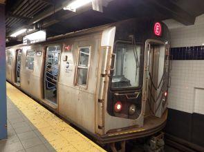 NY - Subway!