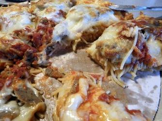 Mystic - Spaghetti Pizza