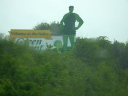 Le Sueur - Jolly Green Giant