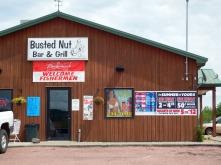 South Dakota - Chamberlain - Busted Nut