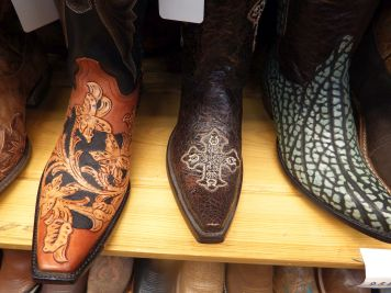 Wall Drug Store - Boots