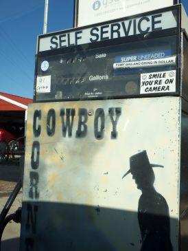 Interior - Cowboy Corner