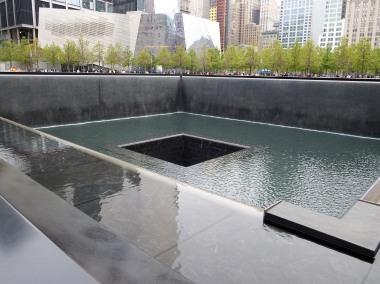 New York - 9/11 Memorial