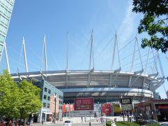 Vancouver - BC Place