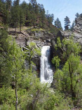 Spearfish Canyon - Bridal Veil Falls