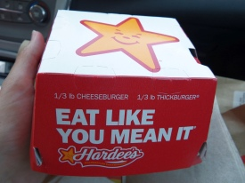 Hardees Thickburger