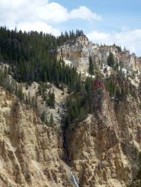 Yellowstone National Park - Uncle Tom's Trail