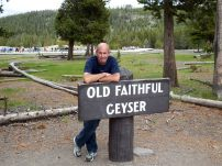 Upper Geyser Basin - Old Faithful