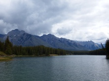 Banff National Park - Lake Two Jack
