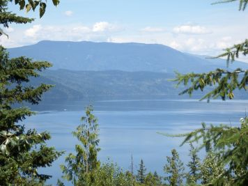 Lake of the Shuswap