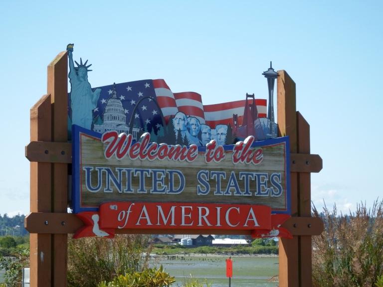 USA Border Crossing