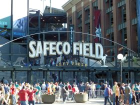 Seattle - Safeco Field
