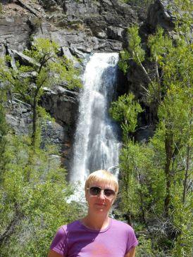 Spearfish Canyon _ Bridal Veil Falls