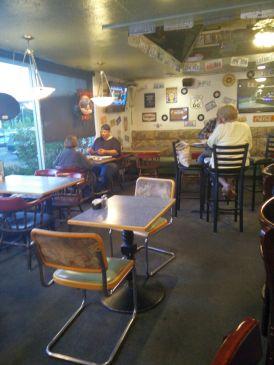 Seattle - Dave's Diner Seatac
