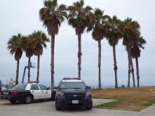 LA - Venice Beach - Police