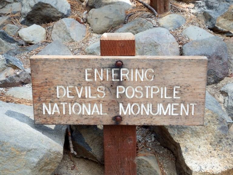 Devil's Postpile