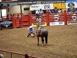 Fort Worth - Stockyards - Rodeo