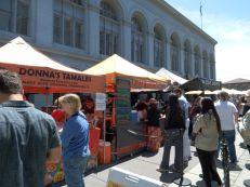 San Francisco - Farmer's Market - Ferry Building