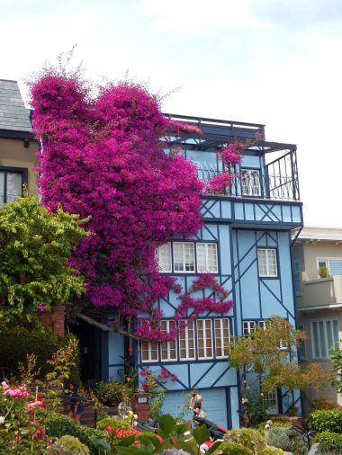 San Francisco - Lombard Street