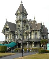 California - Eureka - Carson Mansion