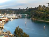 Fort Bragg Harbour