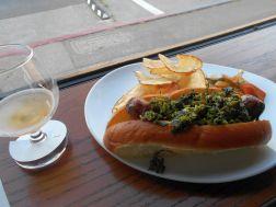 Hog's Apothecary - Hot Dog