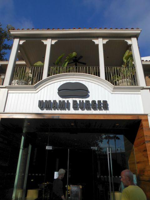 LA - Umami Burger