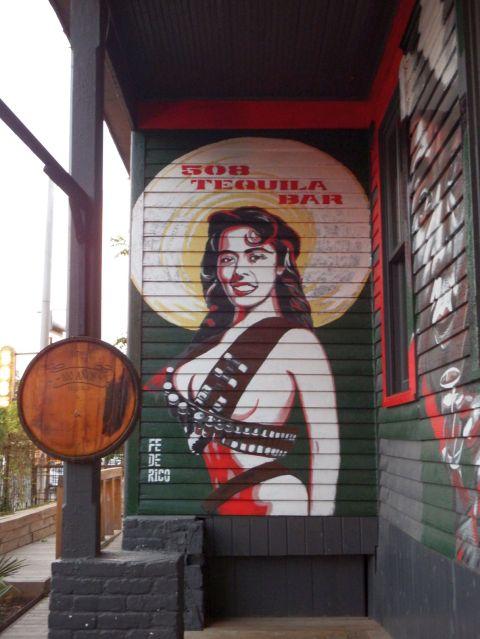 Austin - Red River Street