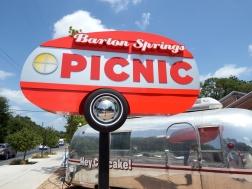Austin - Barton Springs