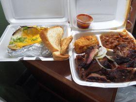 Houston - Ray's BBQ Shack