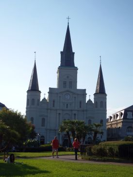 New Orleans - St Louis Cathedral