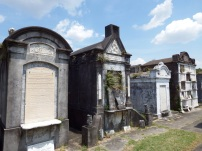 New Orleans - Lafayette Cemetery