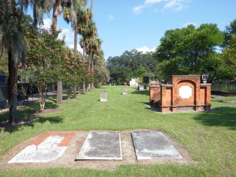 Savannah - Cemetery