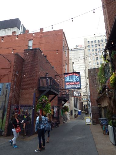Nashville - Printer's Alley