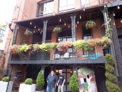 Nashville - Printer's Alley