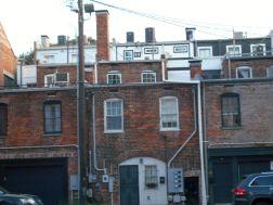 Savannah - Back of Buildings