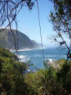 Storms River Mouth - Suspension Bridge Walk