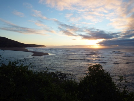 Port St Johns - Sunrise