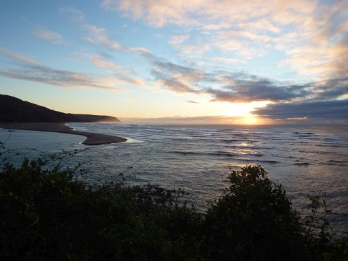 Port St Johns - Sunrise
