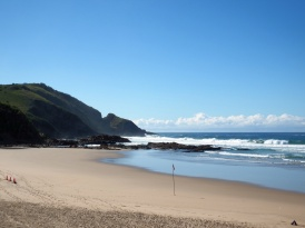 Port St Johns - Second Beach