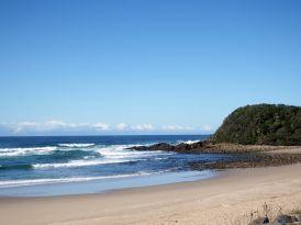 Port St Johns - Second Beach