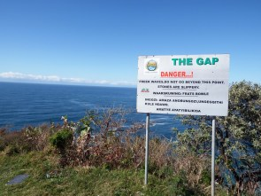 Port St Johns - The Gap