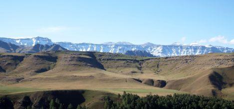 Drakensberg - Walk